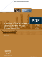 A Review of Trade Preference Schemes for the Worlde28099s Poorest Countries