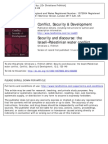 Security and Discourse