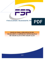 Manual FSP