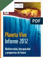 Informe Planeta Vivo 2012 1