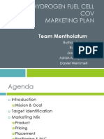 Marketing Presentation - GM FUEL CELL