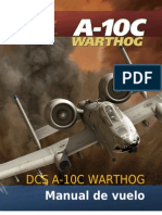 DCS a-10C Manual de Vuelo