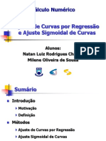 Ajuste de Curvas por Regressão e Ajuste Sigmoidal de Curvas (2)