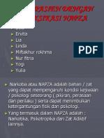 Askep Pasien Dengan Intoksikasi Napza