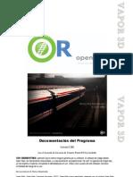 SoftDocs SP Open Rails Manual en castellano/español