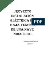 Proyecto Nave Industrial -Juan Alabor