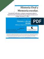 Mar Del Plata y La Historia Oral