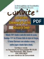 Convite Festa 2012 Web