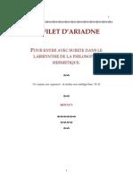 Bastdorff Le Filet d'Ariane