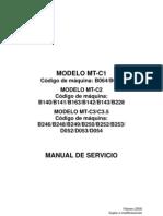 Manual de Servicio Mp6000,7000,8000 Parte1