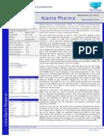 Ajanta Pharma- Visit Note-Fortune- 03092012