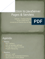 Intro to j Sps and Serv Lets