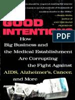 Good intentions - Bruce Nussbaum