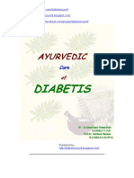 5032401 Ayurvedic Diabetes Cure