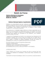 26-02-2011 Gobierno Municipal Impulsa El Repoblamiento de Guadalajara