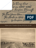 Sampson Tscernoff - The Srbs in 1912-1916 - The Five Years War