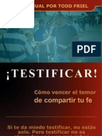 Manual Para Testificar - Todd Friel