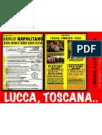 LUCCA, TOSCANA..ITALIETTA