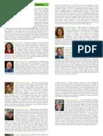 GCV Conservation Forum 2012 Speakers Bios