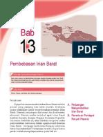 13. Pembebasan Irian Barat
