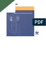 Manual sobre derivaciones urinarias