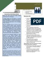 Reverse Mortgage Newsletter