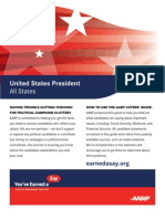 United States President 2012 Voter Guide
