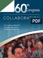 2013 Congress Brochure-Final Draft