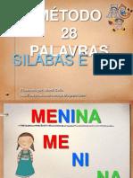 28_PALAVRAS, SÍLABAS E SONS