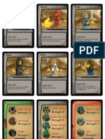 Heroic a Character Cards 1