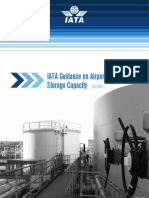 IATA - Guidance on Airport Fuel Storage Capacity