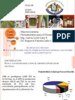 Herramientas como factor de desarrollo económico