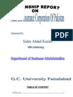 Complete Internship Report