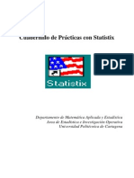 Guia de USO de Statistix 8
