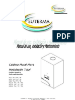 Manual Euterma 2