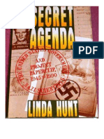 1990 Hunt - Secret Agenda, The United States Government, Nazi Scientists and Project Paperclip, 1945 to 1990