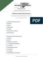 Programa Interno de Proteccion Civil-1