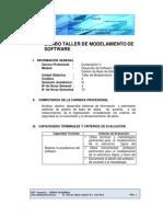 Taller de Modelamiento de Software