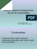 Algunos aspectos fisicoquímicos del uso de combustibles f
