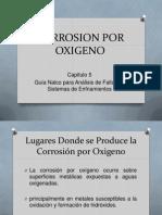 Corrosion Por Oxigeno1