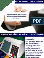 Direito Tributário - Princípios Constitucionais   PPT