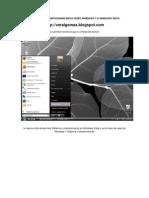 Manual Para Particionar Disco Duro Windows 7 o Windows Vista
