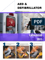 AED and Defibrillator Catalogue