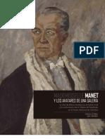 Mademoiselle Manet  y los avatares de una galería