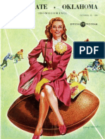 1946 Homecoming Football Program