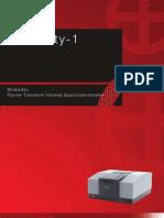 6106283 FTIR IRAffinity Brochure