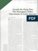 Beyond the Drug War
