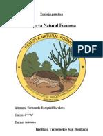 tp Escalera Reserva Natural Formosa.doc
