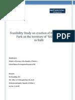 Feasability Study Raut_english