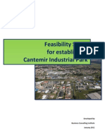 Feasibility Study Cantemir_english